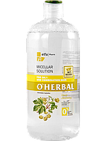 "O'Herbal Мицеллярный раствор для жирной кожи ""with hop extract"" 500ml"