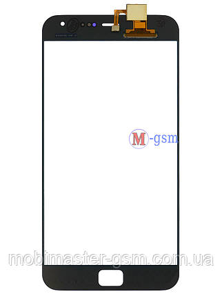 Сенсор (тачскрин) для телефона  Meizu MX4 Pro черный, фото 2