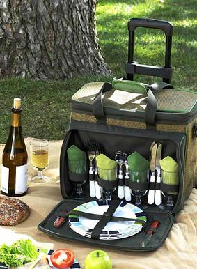Термосумки, наборы для пикника