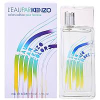 Копия отличного качества Leau Par Kenzo Colors Edition Pour Homme 100 ml
