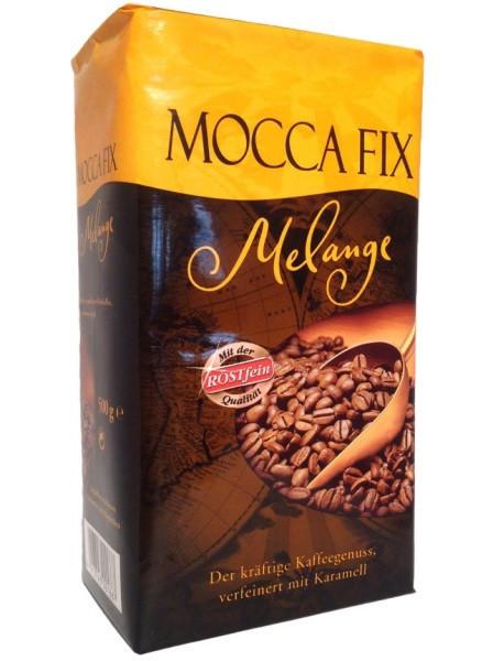 Кофе заварной Mokka Fiks Melange Германия 500г