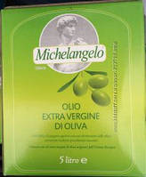 Оливковое масло Extra Vergine Италия 5л