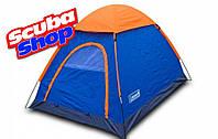 Палатка Coleman 3005 туристическая 2-местная, однослойная