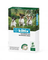 Ошейник Bayer Kiltix (от блох и клещей) для собак 35см