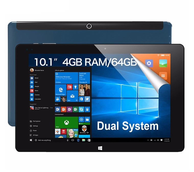 Планшет Cube iWork10 Ultimate 4Gb 64Gb HDMI Windows 10 + Android
