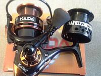 Катушка спиннинговая Kaida HW 30A 5+1bb.Супер катушка.