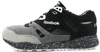 Кроссовки Reebok Ventilator Black Gray Серые мужские