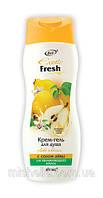 ВІТЭКС Exotic Fresh Крем-гель для душа Айва и Ваниль с соком айвы (Экзотик Фреш Джус)