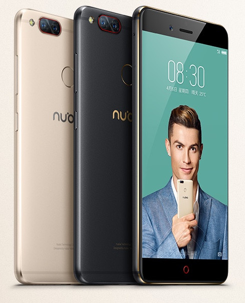 Смартфон ZTE Nubia Z17 Mini 6Gb 64Gb