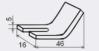 Контакт контактора  КПВ 602