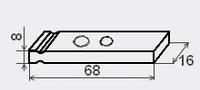 Контакт контактора  КПВ 603