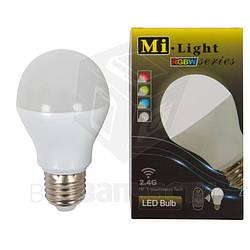 Светодиодная лампочка MiLight RGBW 6W E27 CW