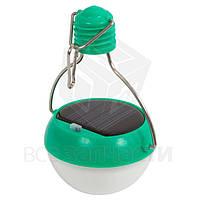 Уличный LED светильник N300 (портативный, с солнечной панелью, 75 лм, 1,2 В, 1000 мАч)