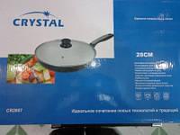 Сковородка СR-2807 с толстым дном