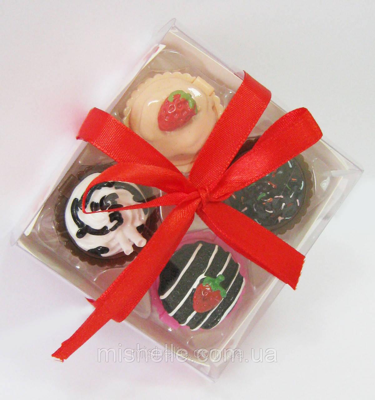Детский блеск для губ Cupcake Shoppe FFleur (Капкейк Шоп Флер), фото 1