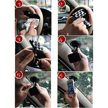 Универсальный Держатель смартфона, навигатора HOLDER RP 08!Акция, фото 3