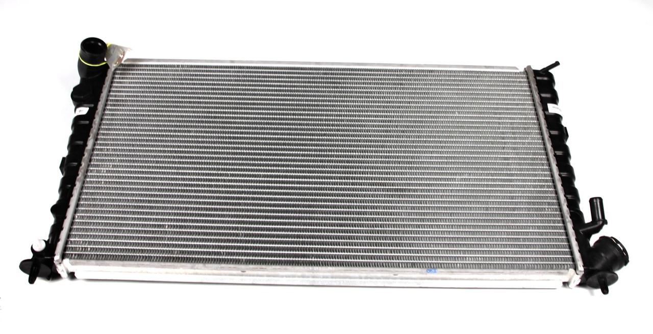 Радиатор охлаждения Citroen Berlingo 1.9D/2.0HDI  AC