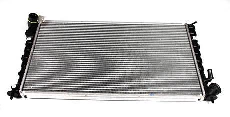 Радиатор охлаждения Citroen Berlingo 1.9D/2.0HDI  AC, фото 2