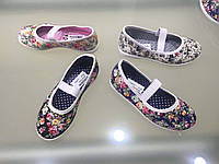 Модные туфли для девочек