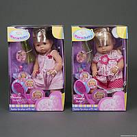 Кукла RT 05047 (8) с аксессуарами для причесок, в коробке