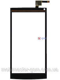 Сенсор (тачскрин) для телефона Qumo QUEST 510 черный