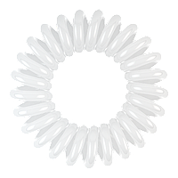 Набор резинок Invisibobble белые 3 шт (Качественная копия)
