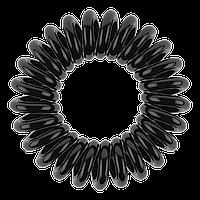 Набор резинок Invisibobble черные 3 шт (Качественная копия)