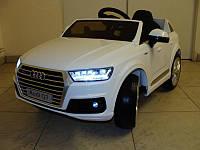 Детский электромобиль Audi Q7 (M 3231EBLR-1), белый