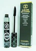 Тушь для ресниц Chanel Inimitable Waterproof (Шанель Инимитбл Вотерпруф)