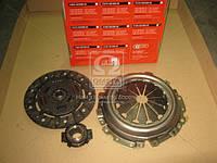 Сцепление ВАЗ 2112 (диск нажим.+вед.+подш) (пр-во ОАТ-ВИС) 21120-160100000