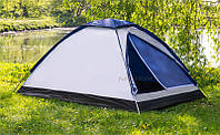 Палатка Domepack 2 клеенные швы, 2500 мм