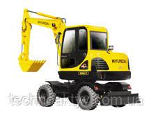 R55W-7  · Двигатель YANMAR 4TNV94L · Ковш 0,18 (0,24) (㎥ (ярда3)) · Рабочий вес 5450 (12020) (кг (фунт)) · Эталонная модель R55W-7