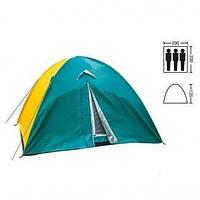 Туристическая палатка трехместная с тентом Zelart SY-029