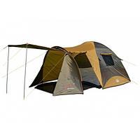 Кемпинговая палатка 4 местная с тамбуром Mimir Х-1036