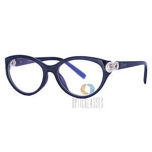Прозрачные очки Dior