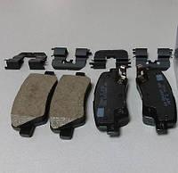 Колодки тормозные дисковые задние HI-Q Hyundai Accent, Kia RIO  583021RA30
