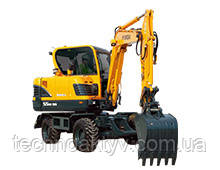 R55W-9A  · Двигатель YANMAR 4TNV98 · Ковш 0,18 (0,24) (㎥ (ярда3)) · Рабочий вес 5550 (12240) (кг (фунт)) · Эталонная модель R55W-9A