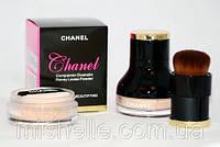 Рассыпчатая пудра Chanel (Шанель)