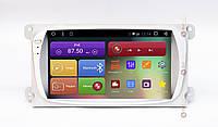 Штатная магнитола для Ford Mondeo, Focus, Galaxy, C-MAX на Android 6.0.1 RedPower 21003BG, цвет серый