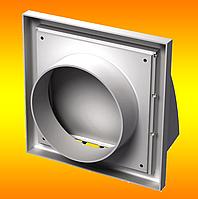 Обратный клапан (гравитационный) МВ 102 ВК