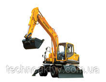 R140W-9  · Двигатель HYUNDAI HE6.7 · Ковш 0,58 (0,76) (㎥ (ярда3)) · Рабочий вес 13700 (30200) (кг (фунт)) · Эталонная модель R140W-9