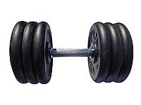 Гантель наборная для фитнеса 31.5 кг