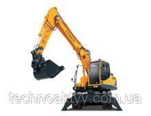 R140W-9A  · Двигатель CUMMINS QSB6.7 · Ковш 0,58 (0,76) (㎥ (ярда3)) · Рабочий вес 13700 (30200) (кг (фунт)) · Эталонная модель R140W-9A