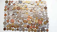 Монеты 300шт