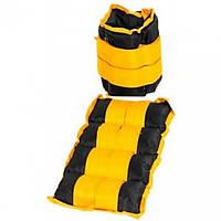 Спортивные Утяжелители для ног и рук 2 шт по 2 кг (TI-323-606)