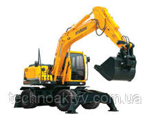 R140W-9S  · Двигатель CUMMINS B3.9-C, · Ковш 0,58 (0,76) (㎥ (ярда3)) · Рабочий вес 13700 (30200) (кг (фунт)) · Эталонная модель R140W-9S