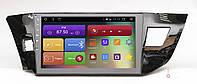 Штатная магнитола для Toyota Corolla на Android 6.0.1 (Marshmallow) RedPower 21066B