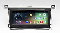 Штатная автомагнитола для Toyota Rav 4 2013+ Android 4 (KitKat) RedPower 21017BV