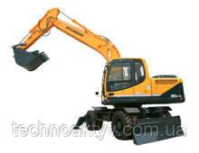 R180W-9S  · Двигатель Mitsubish IS6S-DT · Ковш 0,76 (0,99) (㎥ (ярда3)) · Рабочий вес 17300 (38140) (кг (фунт)) · Эталонная модель R180W-9S
