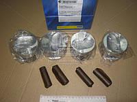 Поршень цилиндра ВАЗ 21083,11113 d=82,4 гр.A Р1 М/К (NanofriKS), п/палец (МД Кострома) 21083-1004015-АР
